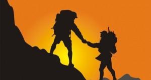 חכמת הקבלה - עזרה לזולת טיפוס הרים