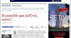 הרב לייטמן - הפצה הצרפתית