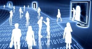 חכמת הקבלה - אנשים בתוך מחשב