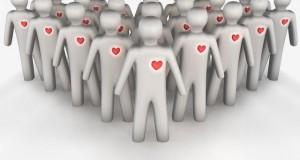 חכמת הקבלה - אנשים עם נקודה שבלב
