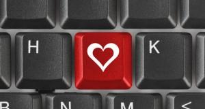 הרב לייטמן - מקלדת עם לב אהבה