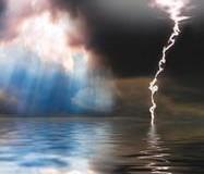 חכמת הקבלה - ברק ושמש ים ושמיים