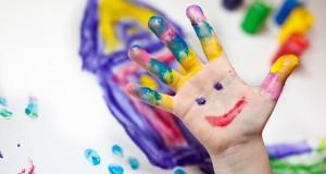 הרב לייטמן - משחק יד עם ציור