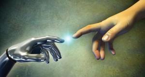 חכמת הקבלה - רובוט איש יד ניצוץ אור