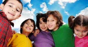חכמת הקבלה - ילדים שמחים
