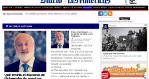 הרב לייטמן - עיתון אמריקאי בשפה הספרדית