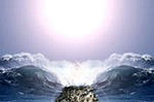 חכמת הקבלה - קריעת ים סוף פסח