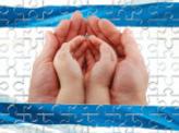 מיכאל לייטמן - יום העצמאות ידיים דגל