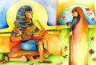 חכמת הקבלה - פרעה ומשה