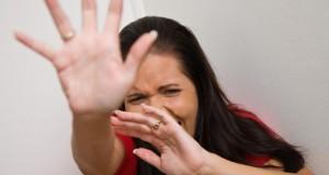 חכמת הקבלה - אלימות פחד אישה מוכה