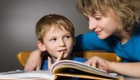 הרב לייטמן - אימא ובן חינוך ספר