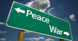 מיכאל לייטמן - שלום,מלחמה