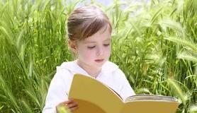 הרב לייטמן - קריאה ילדה ספר