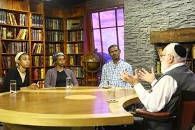 הרב לייטמן - העדה האתיופית