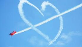 מיכאל לייטמן - מטוס ולב
