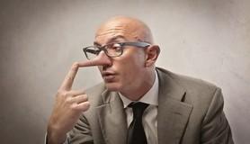 חכמת הקבלה - איש משקר