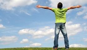 חכמת הקבלה - איש שמח שמיים סיפוק