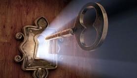 מיכאל לייטמן - מפתח בתוך מנעול עתיק