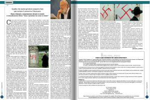 מיכאל לייטמן - עיתון איטלקי-יהודי שלום
