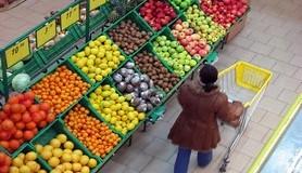 הרב לייטמן - שוק סופר עגלת קניות פירות וירשות איש