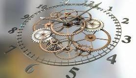 הרב לייטמן - שעון גלגלי שיניים