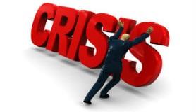 חכמת הקבלה - איש מחזיק משבר כלכלי