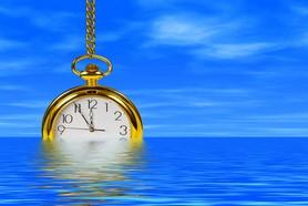 חכמת הקבלה - שעון מים שעון כיס