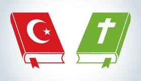 הרב לייטמן - איסלאם נצרות דתות