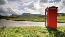 מיכאל לייטמן - טבע, שמיים, דרך, הרים טלפון ציבורי