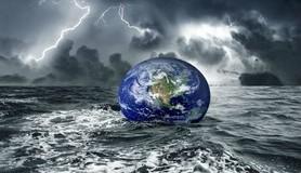 מיכאל לייטמן - עולם מבול מים ים ברקים