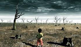 הרב לייטמן - ילד מדבר שמיים שממה הרס