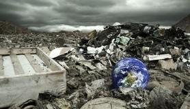 חכמת הקבלה - עולם אשפה הרס חורבן