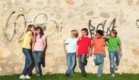 חכמת הקבלה - נוער ילד בנים בנות רכילות