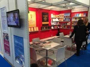 הרב לייטמן - ספרים אירופה יריד פרנקפורט