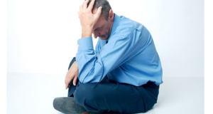 הרב לייטמן - דיכאון עצב איש