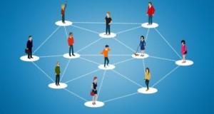 חיבור אנשים רשת