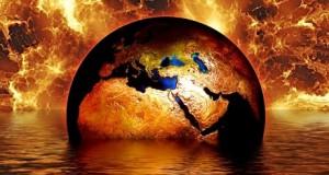 כדור הארץ חום אש